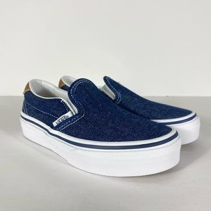 Vans Classic Slip-On 59 Denim C&L Sneakers